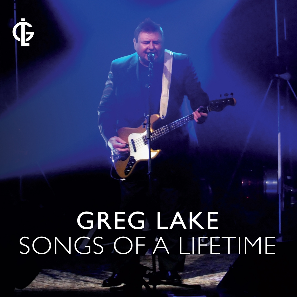 "Greg Lake - ""Songs of a Lifetime"""