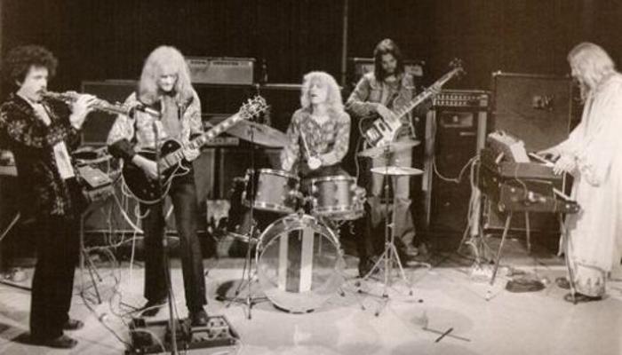 Secret Oyster 1975
