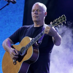 """LONDON - JULY 02:  Dave Gilmour of Pink Floyd performs on stage at """"Live 8 London"""" in Hyde Park on July 2, 2005 in London, England.  The free concert is one of ten simultaneous international gigs including Philadelphia, Berlin, Rome, Paris, Barrie, Tokyo, Cornwall, Moscow and Johannesburg.  The concerts precede the G8 summit (July 6-8) to raising awareness for MAKEpovertyHISTORY.  (Photo by Jo Hale/Getty Images) *** Local Caption *** Dave Gilmour"""