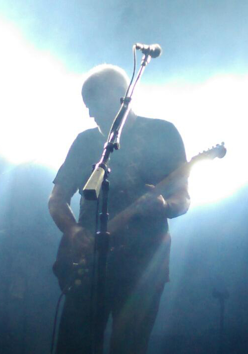 Gilmour In