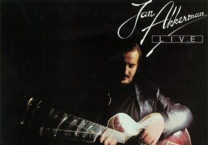 Jan Akkerman - Live_cover