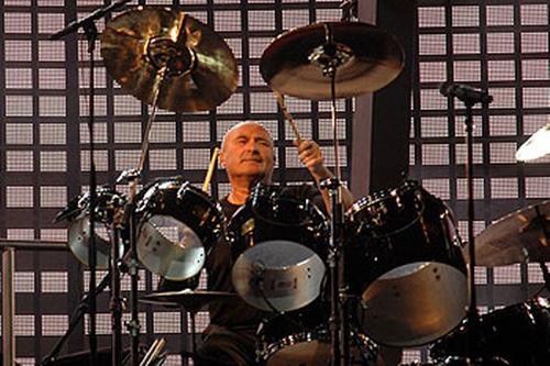 12. Phil Collins