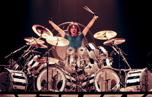 17. Alex Van Halen