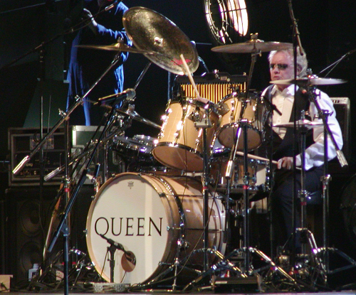 22. Roger Taylor