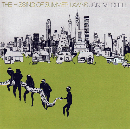 35 joni_mitchell_-_the_hissing_of_summer_lawns_-_front