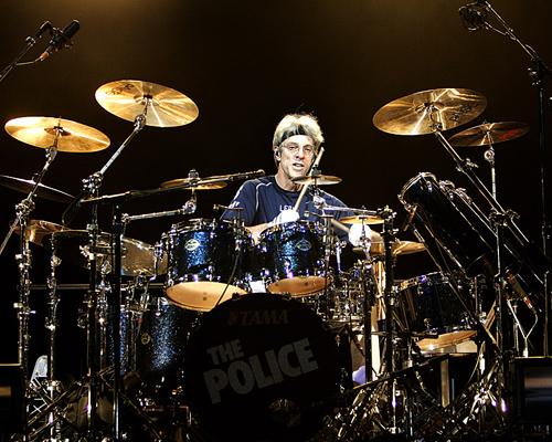 7. Stewart Copeland