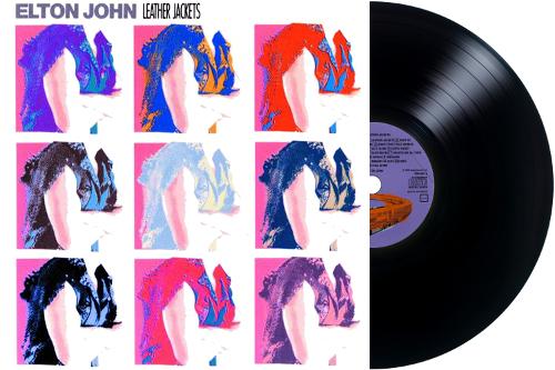Elton john leather jackets