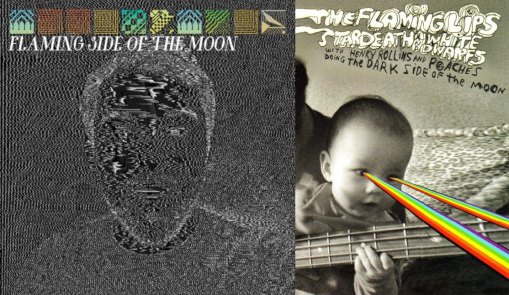 "Flaming Lips – ""Flaming Side of the Moon""<br>Prosinac – 2009."