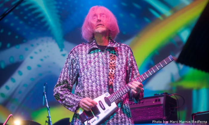 Daevid A