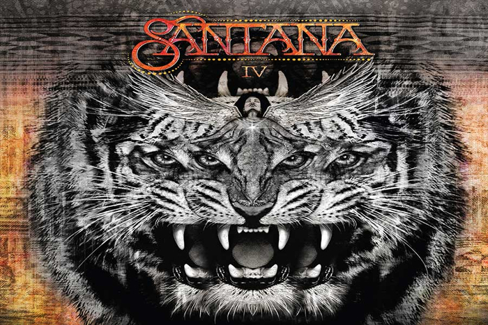 SANTANA IV in top