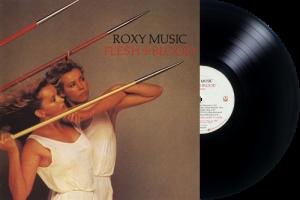 Roxy Music Flesh Blood