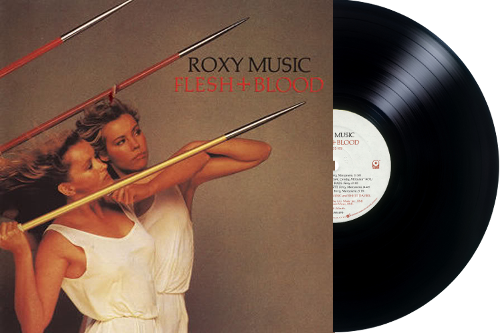 Roxy Music Flesh Blood