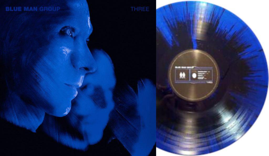 "Blue Man Group – ""Three""<br>Travanj – 2016."