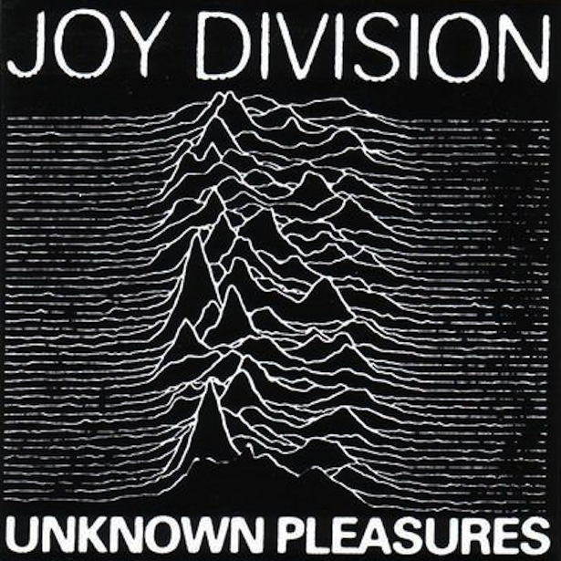 j dJoyDivision - Unknown Pleasure