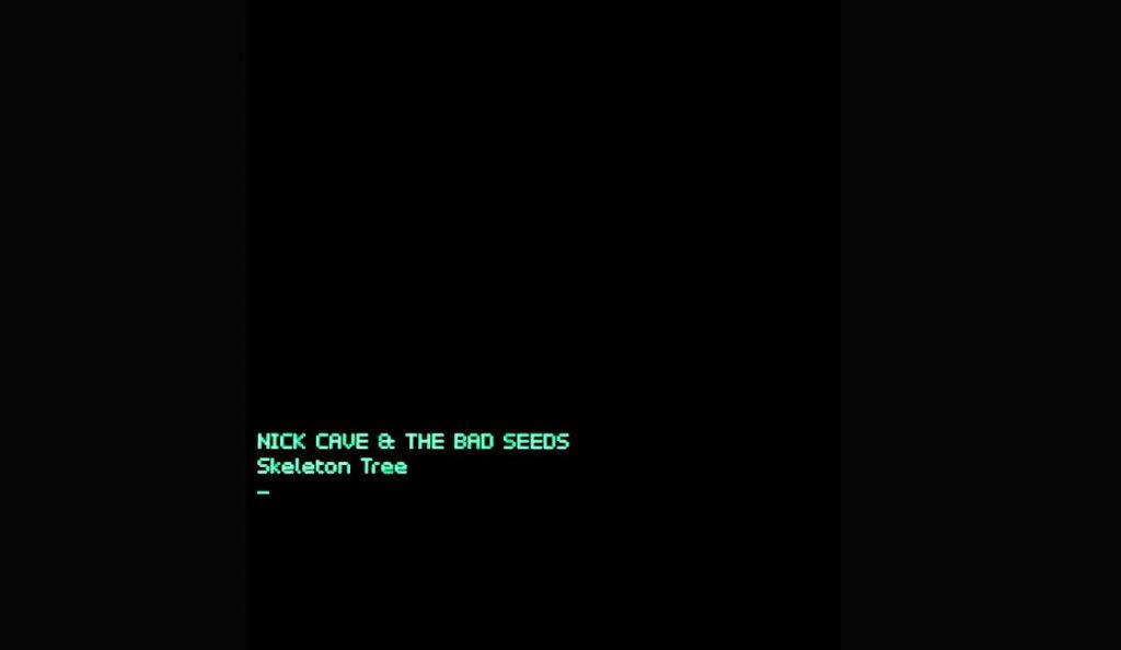 """Nick Cave & Bad Seeds – """"Skeleton Tree""""<br>Rujan – 2016."""