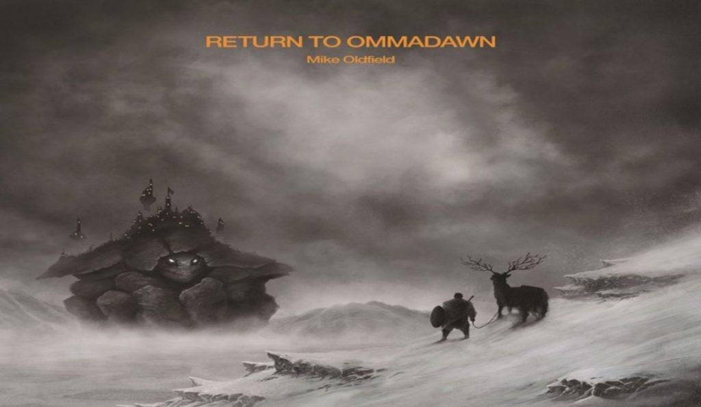 "Mike Oldfield – ""Return To Ommadawn""<br>Siječanj – 2017."