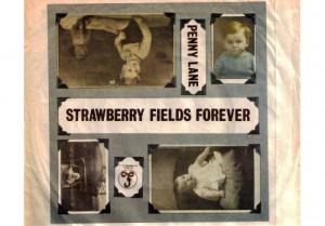 BEatles Penny-lane-strawberry-fields-forever