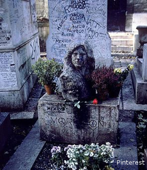 Morrion grave