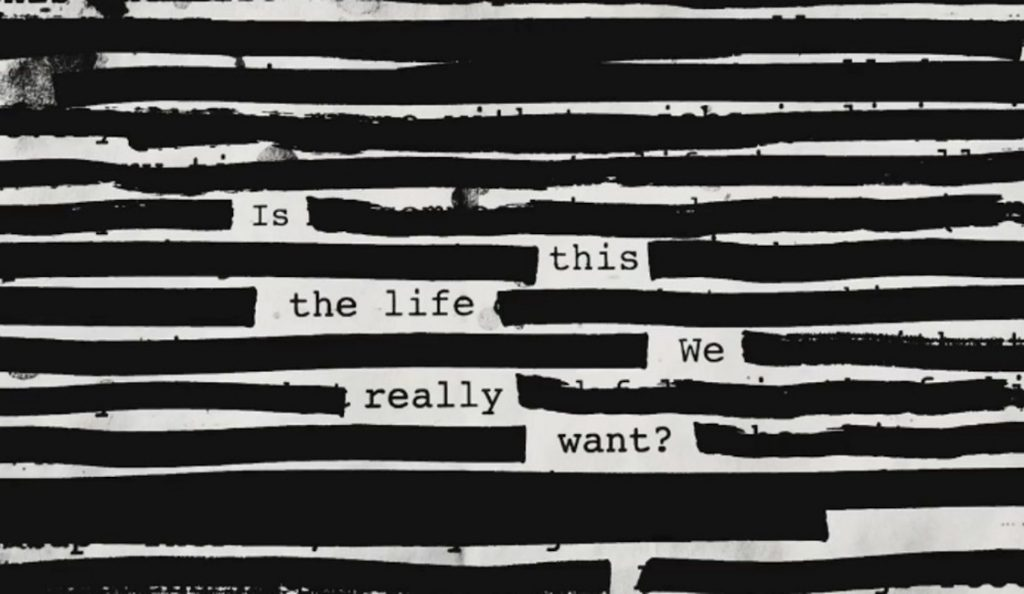 "Roger Waters – ""Is This The Life We Really Want?""<br>Lipanj – 2017."