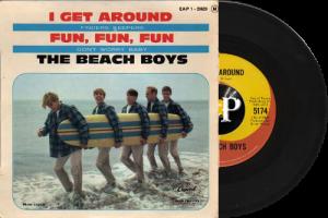 """Beach Boys - """"I Get Around"""""""