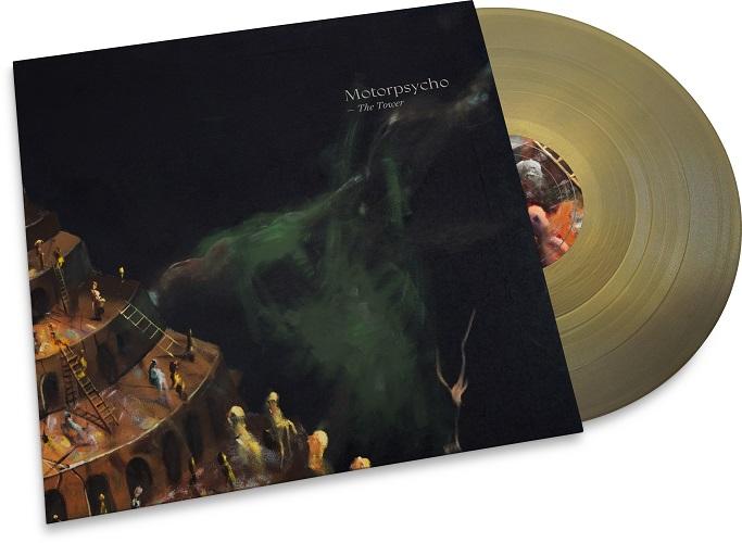 motor TheTower Vinyl