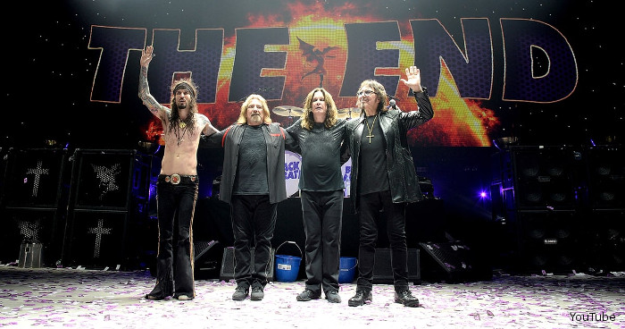 Black Sabbath in bott
