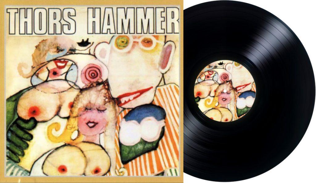 """Thors Hammer – """"Thors Hammer""""<br>Ožujak – 1971."""
