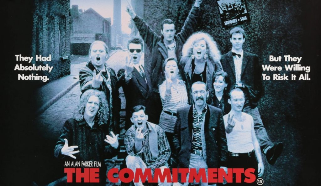 """The Commitments""<br>Kolovoz – 1991."