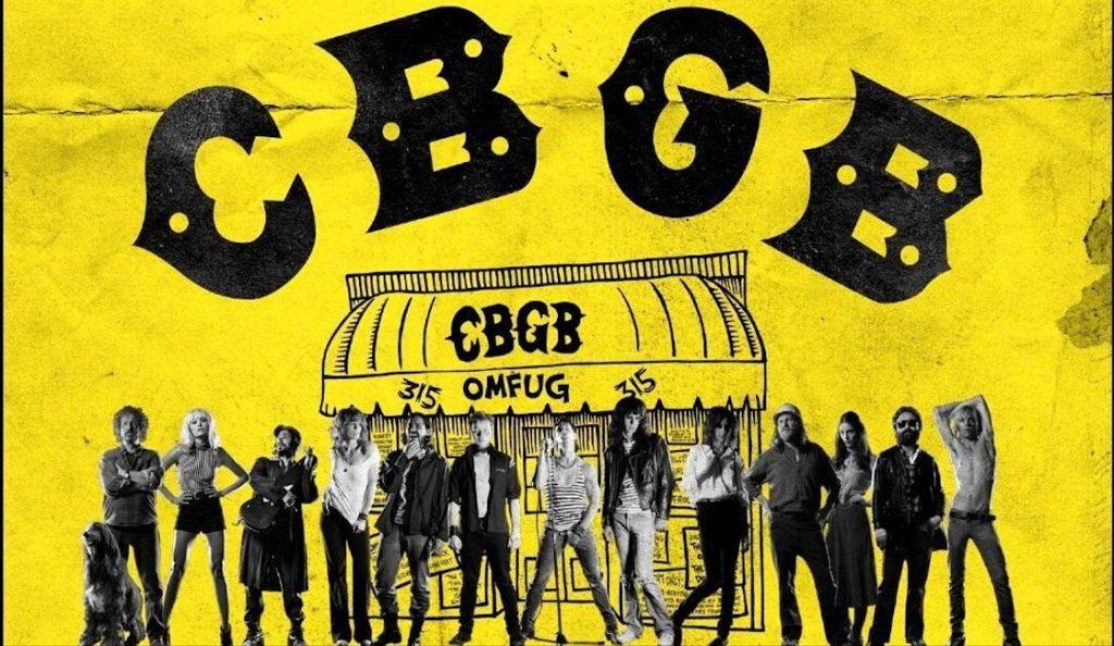 """CBGB""<br>Listopad – 2013."