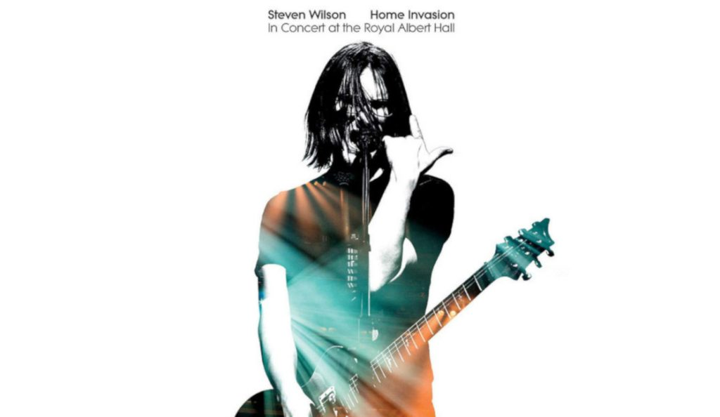 "Steven Wilson – ""Home Invasion:In Concert at Royal Albert Hall""<br>Studeni – 2018."