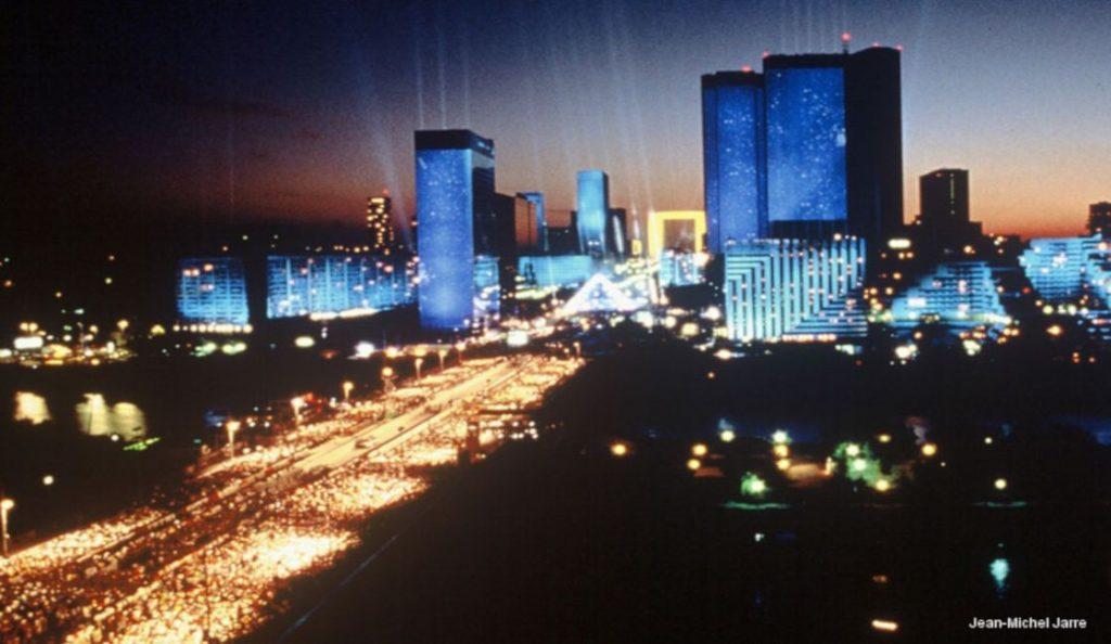 """""""Paris La Défense – Une Ville En Concert""""<br>Srpanj – 1990."""