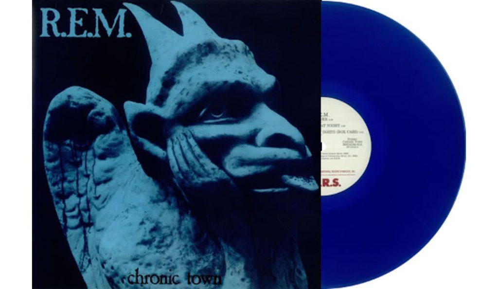 "R.E.M. – ""Chronic Town""<br>Srpanj – 1982."
