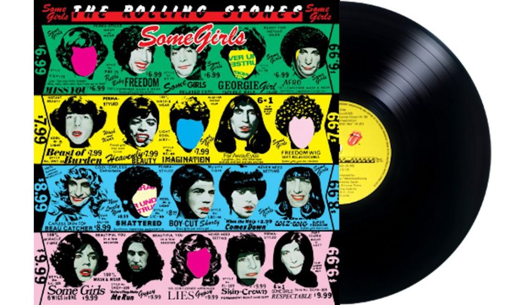 "Rolling Stones – ""Some Girls""<br>Srpanj – 1978."