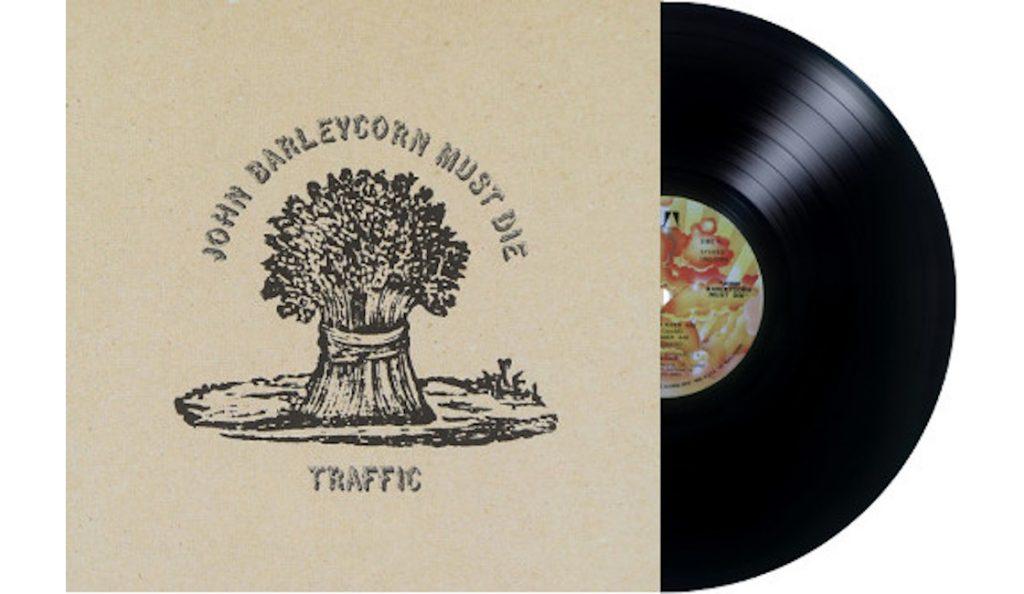"""Traffic – """"John Barleycorn Must Die""""<br>Srpanj – 1970."""
