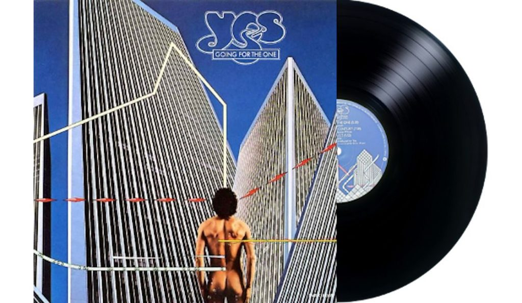 "Yes – ""Going for the One""<br>Srpanj – 1977."