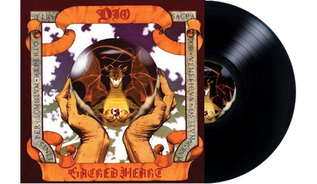 """Dio – """"Sacred Heart""""<br>Kolovoz – 1985."""