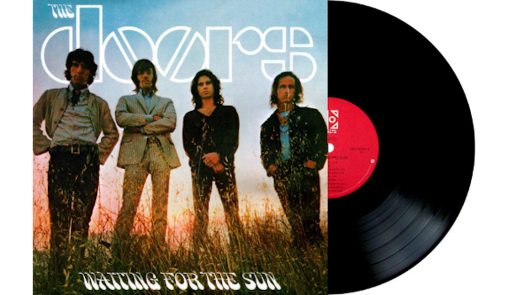 """The Doors – """"Waiting for the Sun""""<br>Srpanj – 1968."""