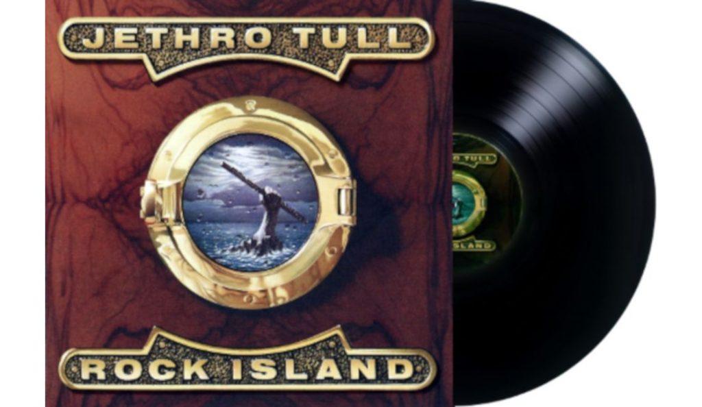 "Jethro Tull – ""Rock Island""<br>Kolovoz – 1989."