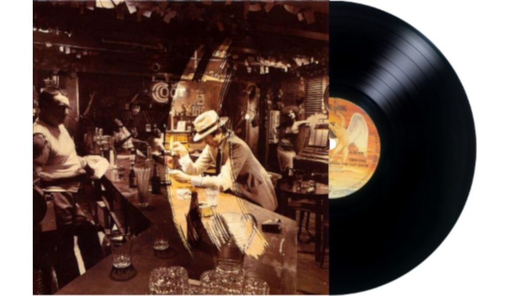 "Led Zeppelin – ""In Through the Out Door""<br>Kolovoz – 1979."