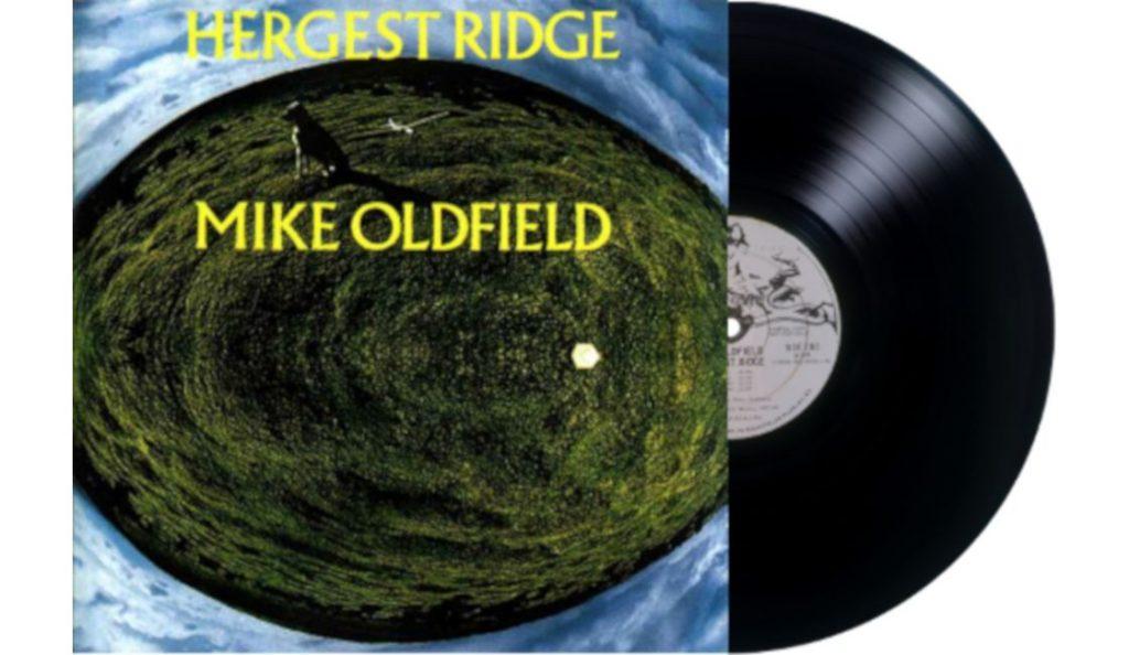 "Mike Oldfield – ""Hergest Ridge""<br>28. Kolovoza – 1974."