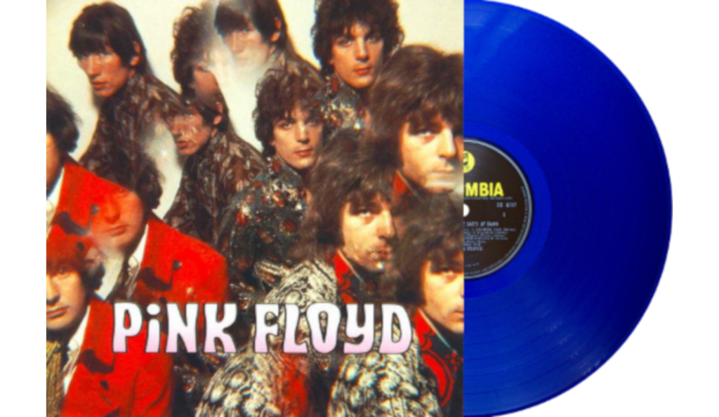 """Pink Floyd – """"The Piper at the Gates of Dawn""""<br>04. Kolovoza – 1967."""