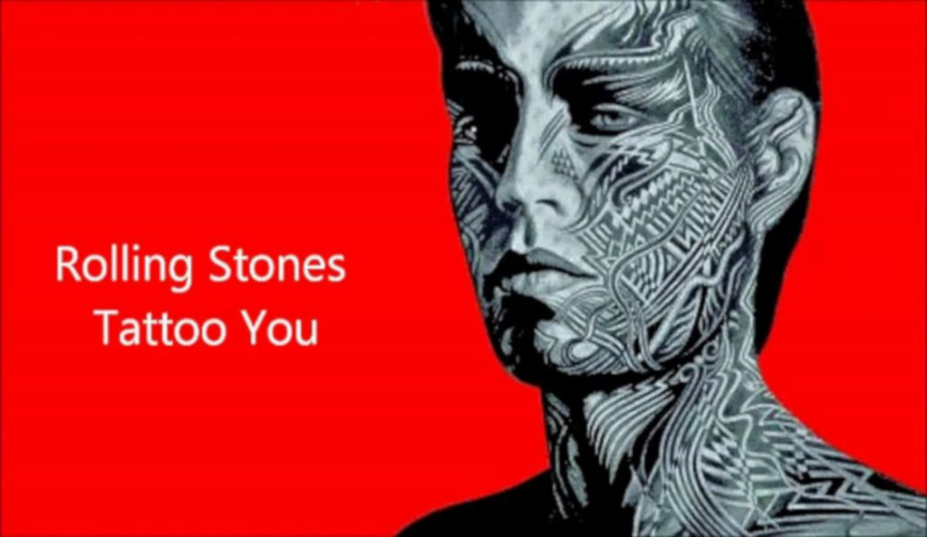 "The Rolling Stones – ""Tattoo You""<br>Kolovoz – 1981."