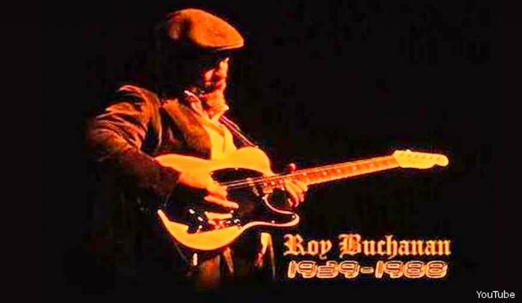 Roy Buchanan – R.I.P.!<br>Kolovoz – 1988.