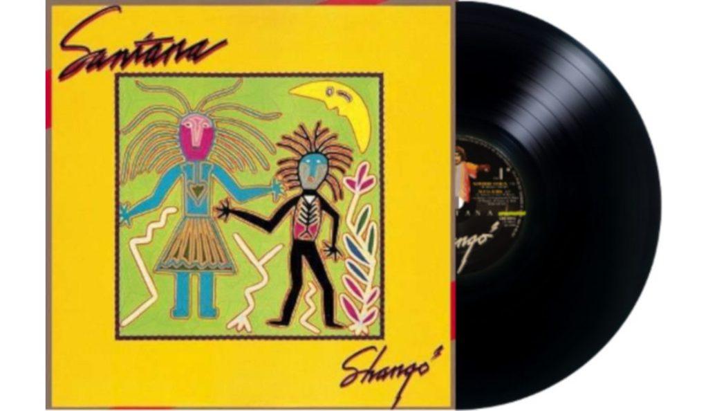 "Santana – ""Shangó""  <br>Kolovoz – 1982."