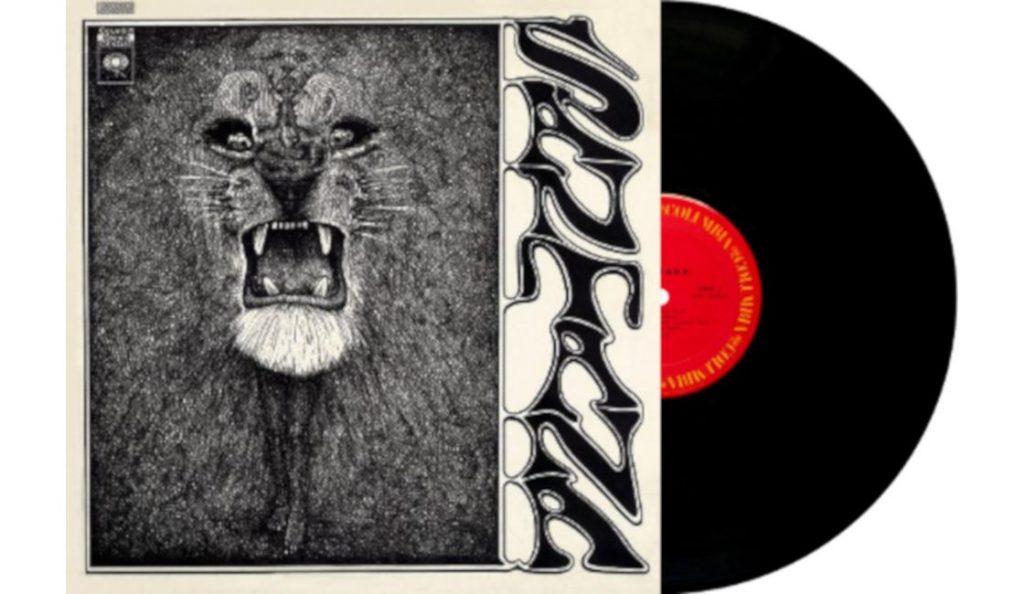 "Santana – ""Santana""<br>30. Kolovoza – 1969."