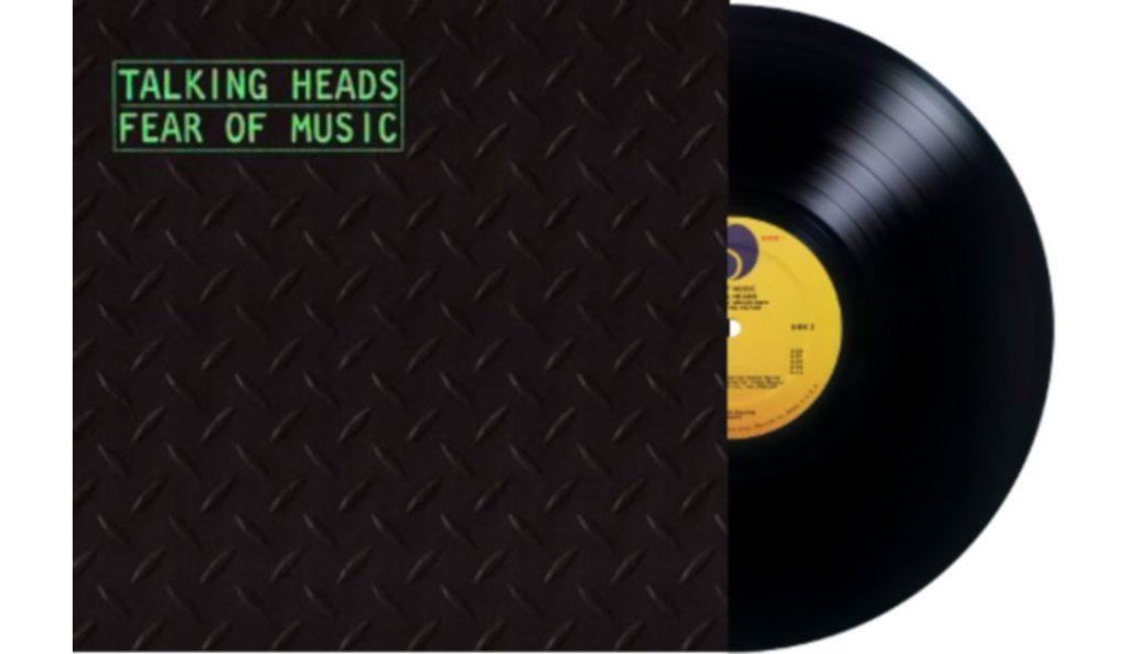 """Talking Heads – """"Fear of Music""""<br>03. Kolovoza – 1979."""