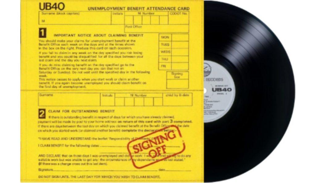 """UB40 – """"Signing Off""""<br>29. Kolovoza – 1980."""