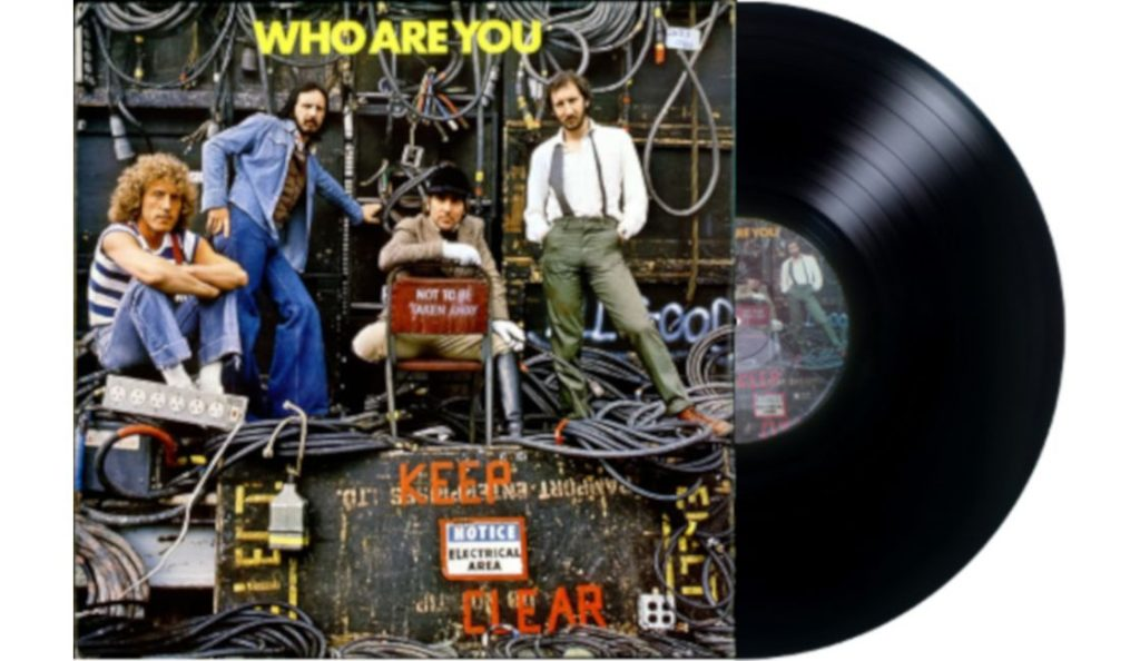 "The Who – ""Who Are You?""<br>Kolovoz – 1978."