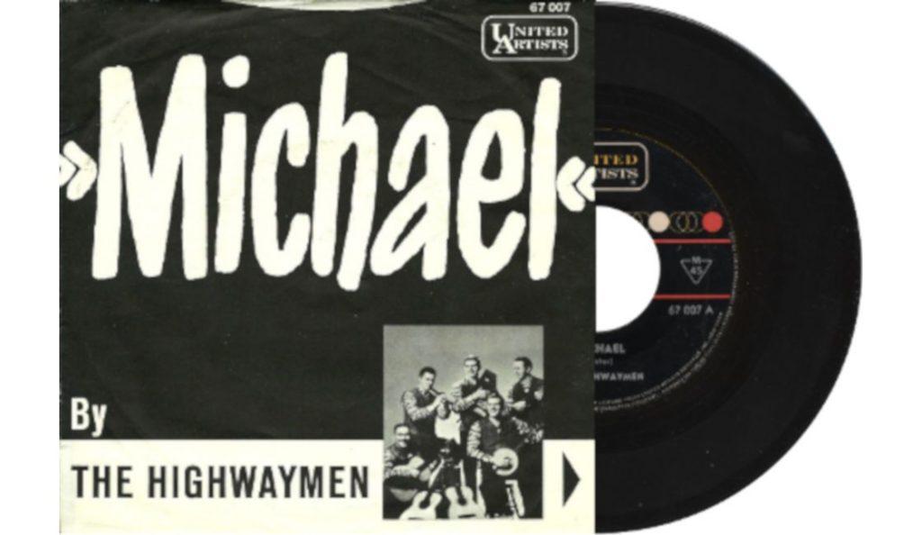 "The Highwaymen – ""Michael""<br>01. Rujna – 1961."