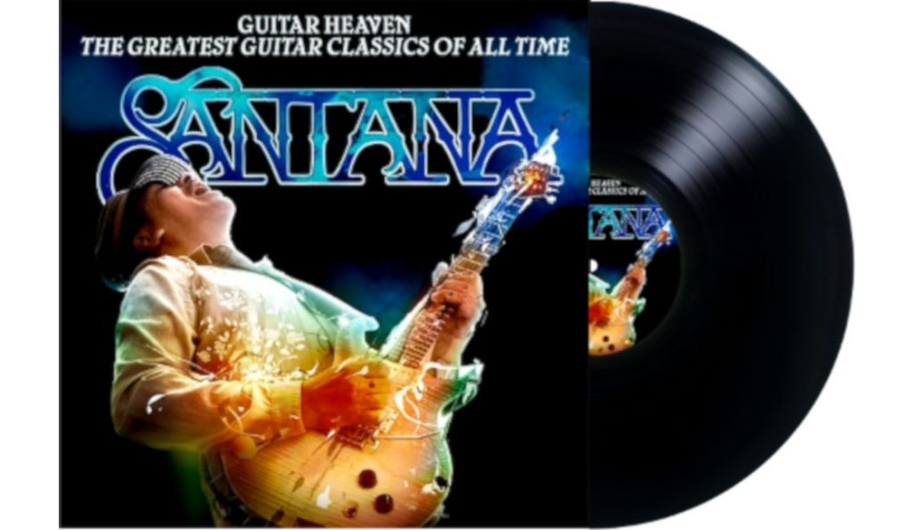 "Santana – ""Guitar Heaven""<br>Rujan – 2010."